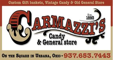 Carmazzi's Candy and General Store logo